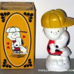 Peanuts Avon Soap Bottle