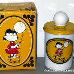 Peanuts Avon Soap Bottle