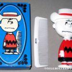 Peanuts Avon Comb & Brush