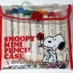 Peanuts Butterfly Originals Mini Colored Pencil Set
