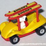 Peanuts Aviva Diecast Car