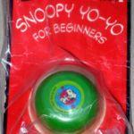 Peanuts Hallmark Yo-Yos
