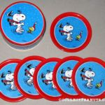 Peanuts Willitts Designs Coasters