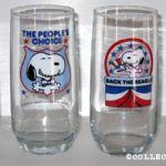 Peanuts Interstate Brands Drinking Glasses