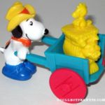 Farmer Snoopy McDonald's Happy Meal Toy