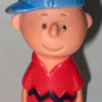 Charlie Brown Playset Figure by Child Guidance