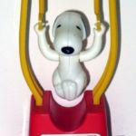 Peanuts Aviva Flying Trapeze Toy
