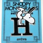 Peanuts Aviva Monogram