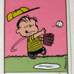 Peanuts Interstate Brands Baseball Cards