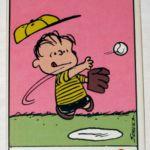 Peanuts Interstate Brands Baseball Cards