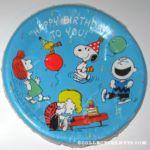 Peanuts Hallmark Party Supplies