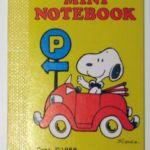 Peanuts Butterfly Originals Mini Notebook