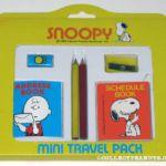 Peanuts Butterfly Originals Mini Supply  Set