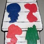 Peanuts Hallmark Cookie Cutters