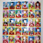 Peanuts McDonald's International Promotional Poster