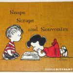 Peanuts Hallmark Books
