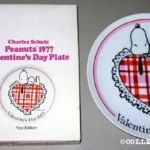 Peanuts Schmid Plates