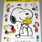 Peanuts Hallmark Stickers