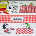 Peanuts Hallmark Kitchen Goods