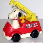 Peanuts Aviva Push n' Pull Toys