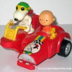 Peanuts Aviva Friction Car