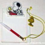 Peanuts Butterfly Originals Mini Clipboard