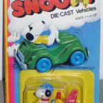 Peanuts Hasbro Diecast Car