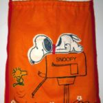 Peanuts Simon Simple Laundry Bags