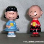 Lucy and Charlie Brown Figures