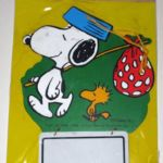Peanuts Butterfly Originals Memo Board
