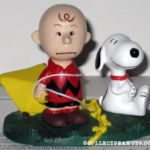 Charlie Brown Figurine - Red Shirt