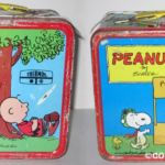 Charlie Brown Lunchbox - Red Shirt
