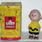 Charlie Brown Figurine - Yellow Shirt
