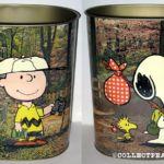 Charlie Brown Wastebasket - Yellow Shirt