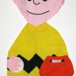Charlie Brown PaJama Bag - Yellow Shirt