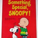Charlie Brown Book - Green Shirt, Yellow Stripe