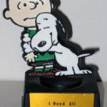 Charlie Brown Figurine - Green Shirt