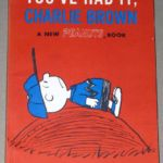 Charlie Brown Book - Blue Shirt