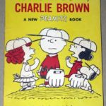 Charlie Brown Book - Red Shirt