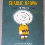 Charlie Brown Book - Yellow Shirt