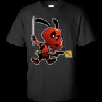 Snoopy X Deadpool Shirt
