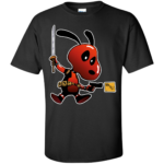 Snoopy X Deadpool Shirt