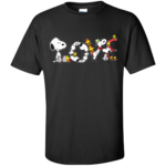 Snoopy Love Shirt