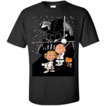 Peanuts X Star Wars Shirt