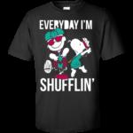 Snoopy & Charlie Brown Shufflin' Shirt