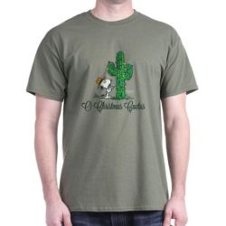 Click to shop Peanuts Christmas Shirts at CafePress and support our site.