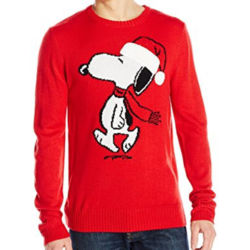 Click to shop Peanuts Christmas Shirts at Amazon and support our site.