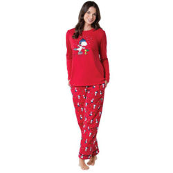 Click to shop Peanuts Pajamas at Amazon and support our site.