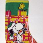 Peanuts Determined Productions Christmas Stockings