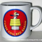 Peanuts Determined Productions Mugs